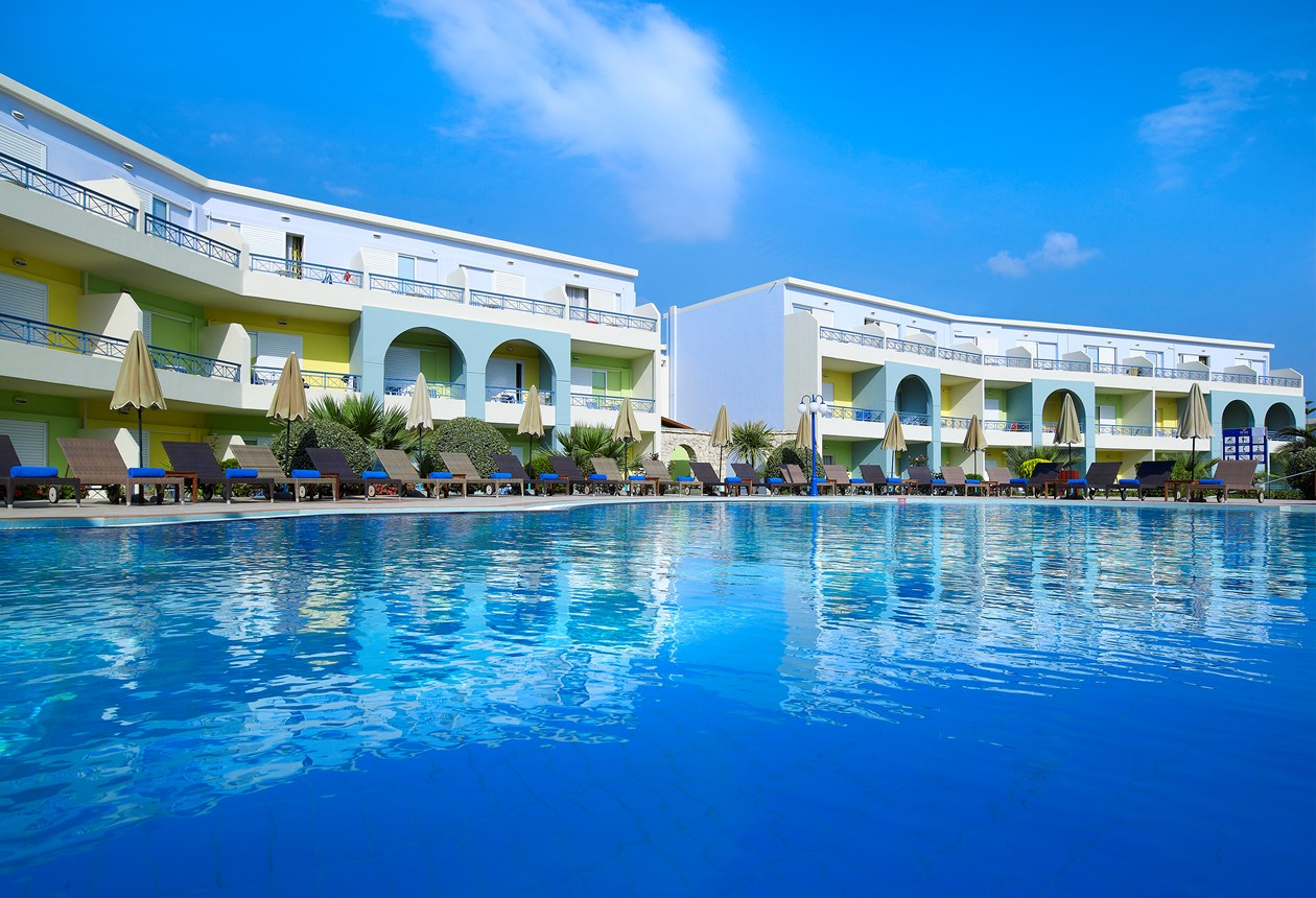 Mythos Palace Resort & Spa In Georgioupoli