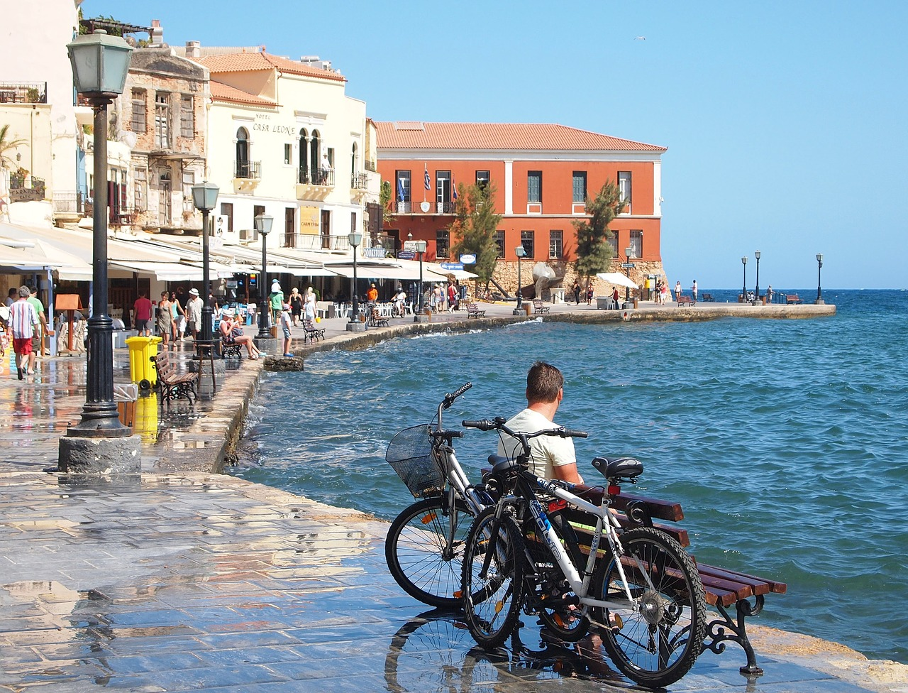 Chania Old Port