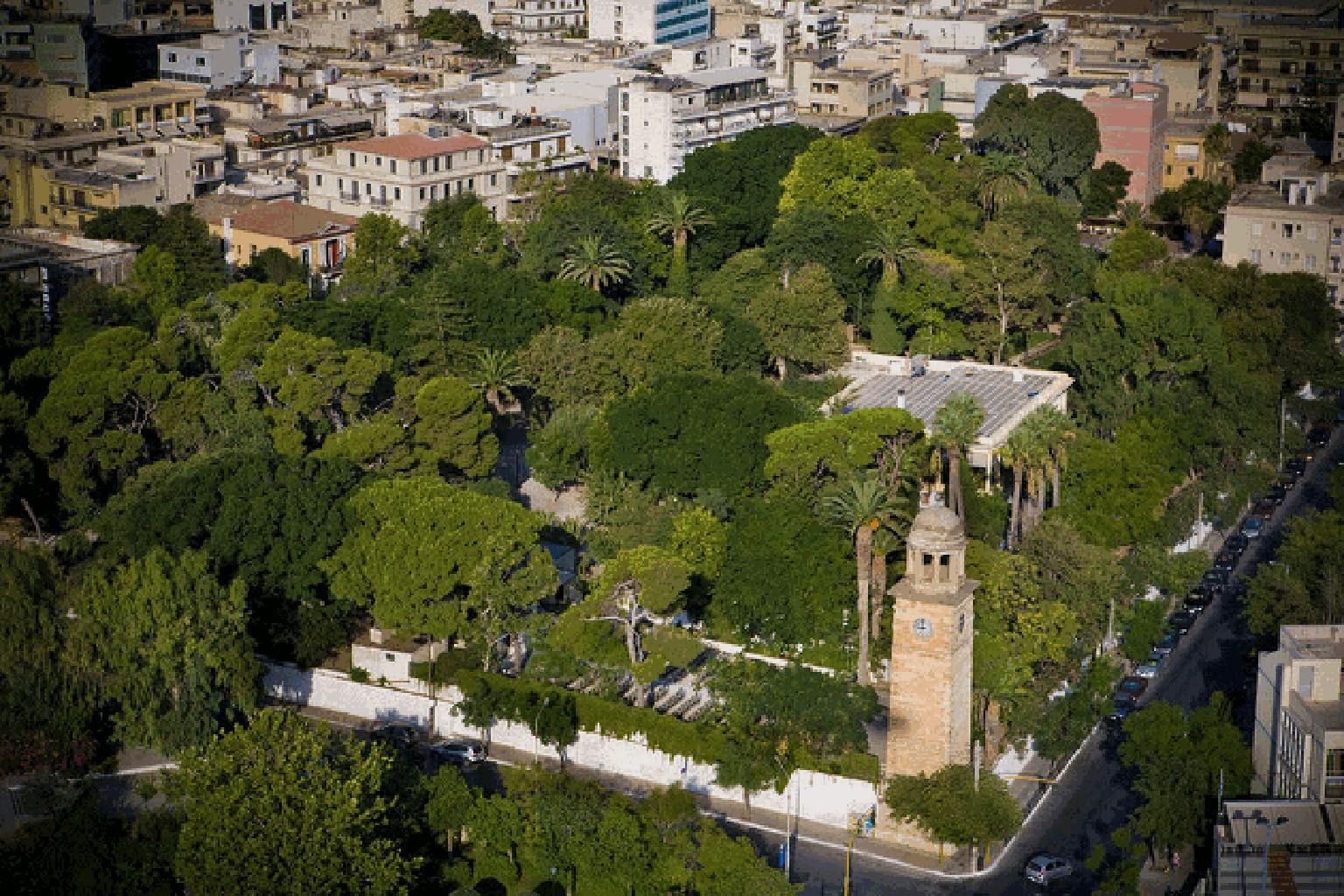 Public Garden Chania