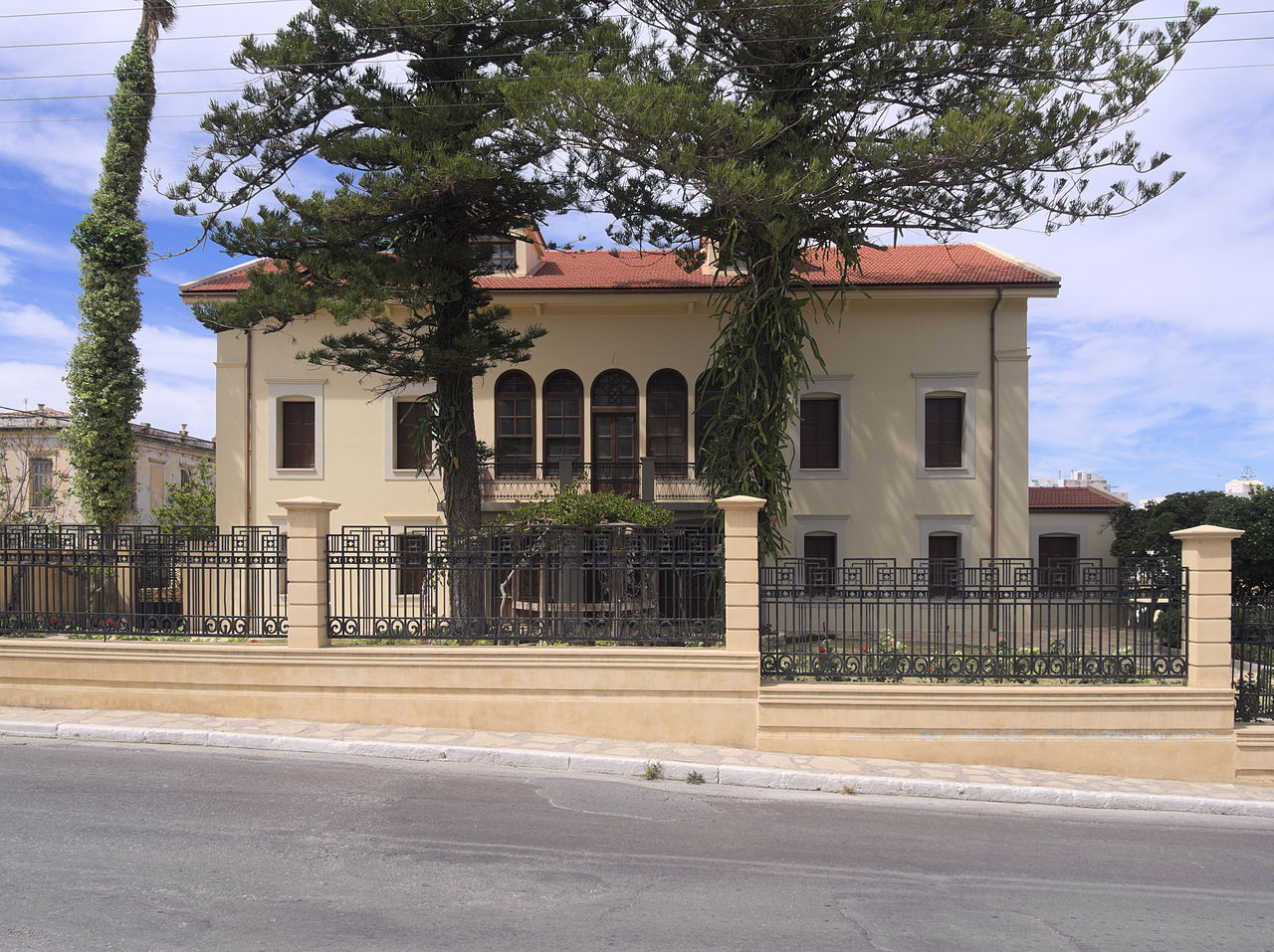 house of Venizelos