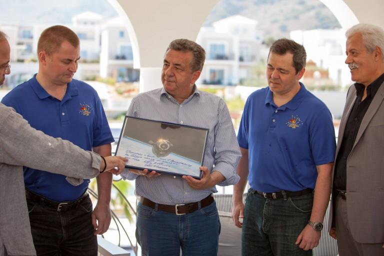 Russian Cosmonauts Choose Anemos for Rehabilitation Program