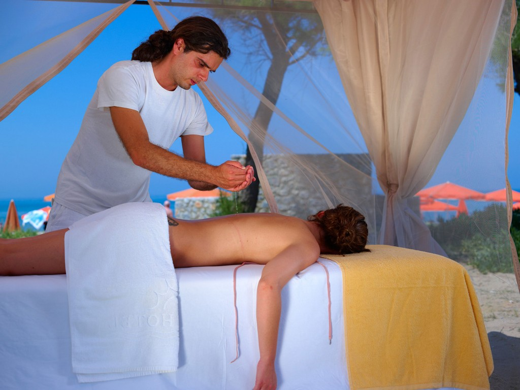 Wellness At Eliros Mare Hotel In Georgioupoli