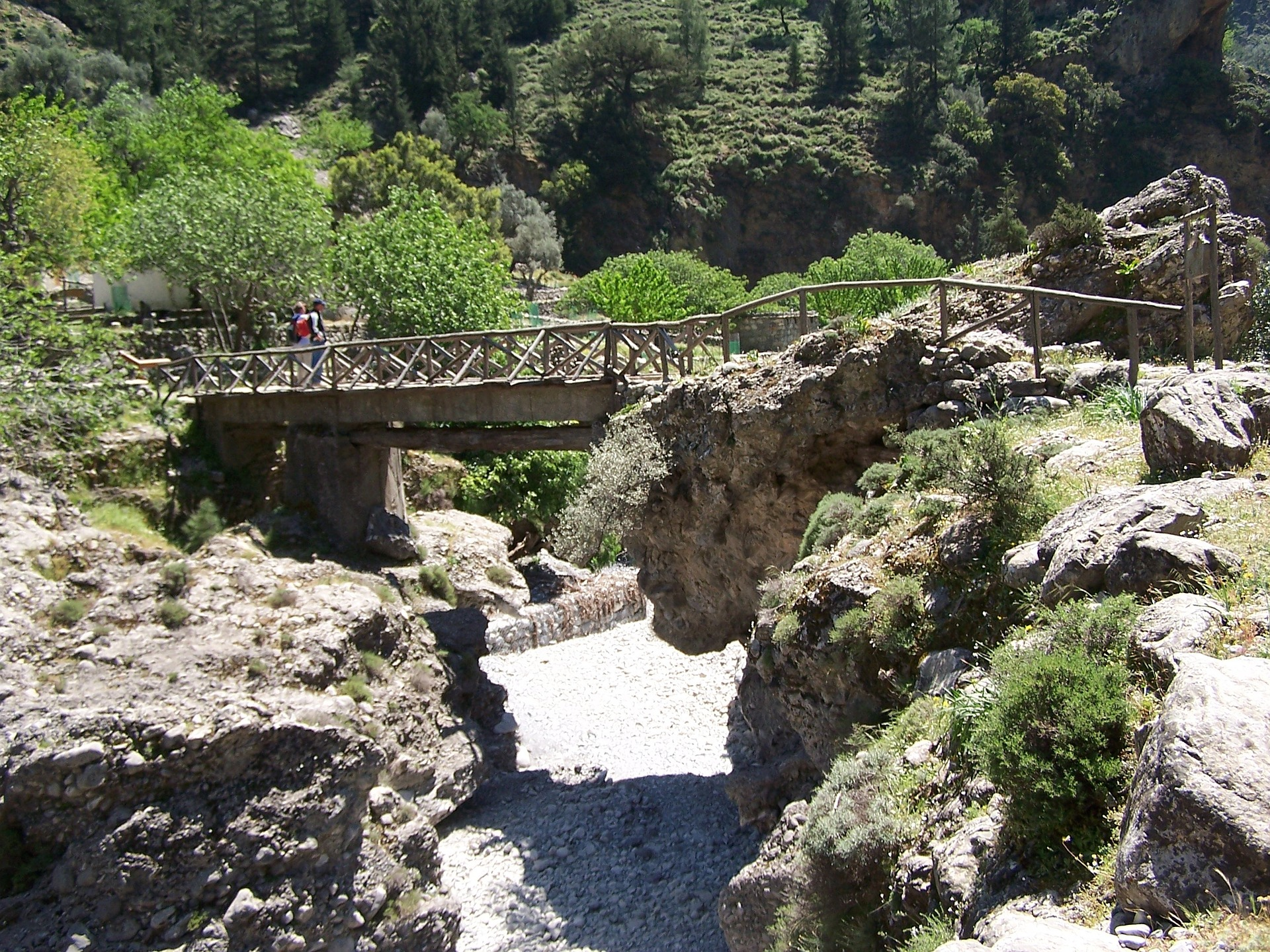 Hike The Samariá Gorge