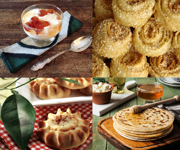 Traditional Cretan Desserts
