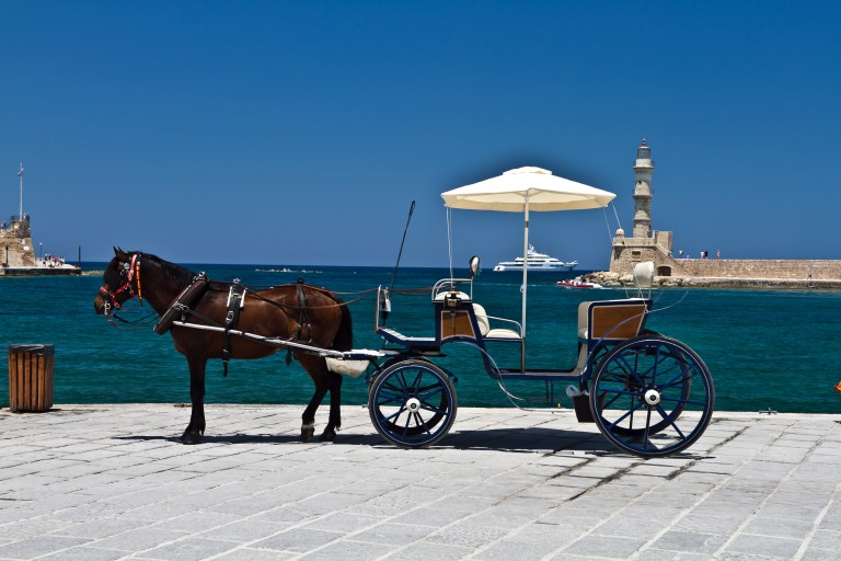 Top 4 places to Visit in Chania
