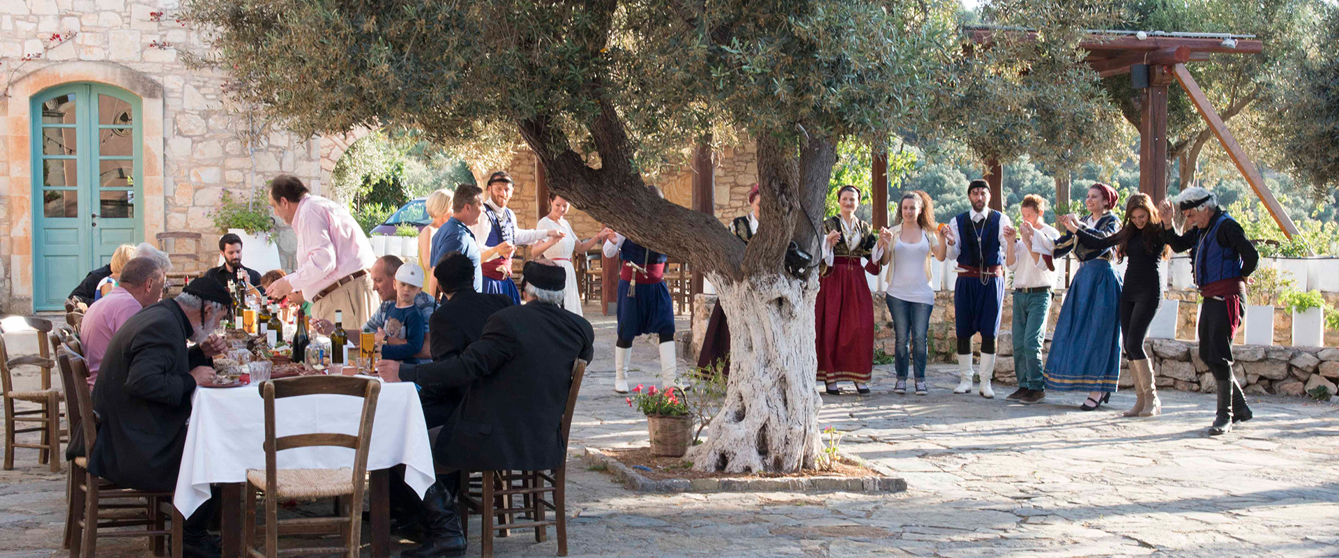 Traditional Events In Chania (part 1)