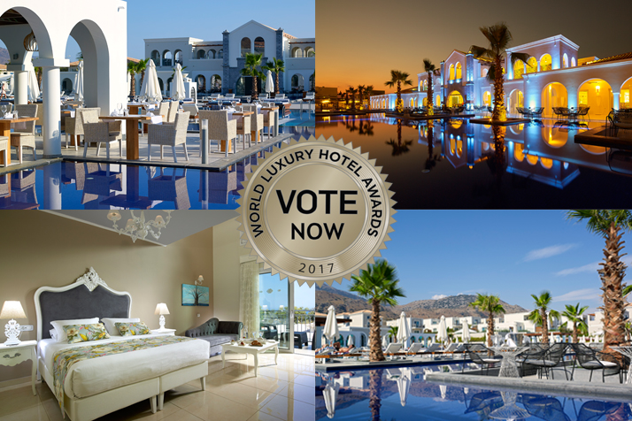 Anemos Luxury Grand Resort Is Nominated In The World Luxury Hotel Awards