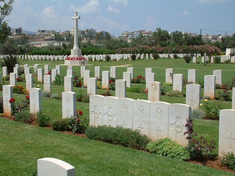 Souda Bay Allied War Cemetery