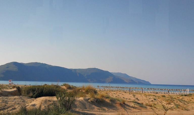 Natura 2000 Beach at Anemos Luxury Grand Resort