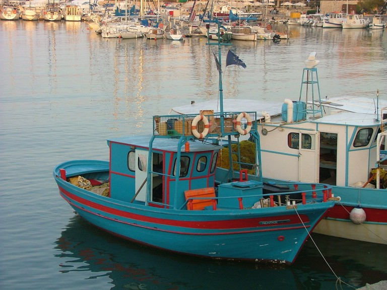 Summertime Fun in Georgioupolis: Fishing Trips