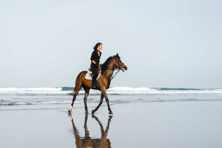 Fun Summer Pastimes in Georgioupoli: Horseback Riding