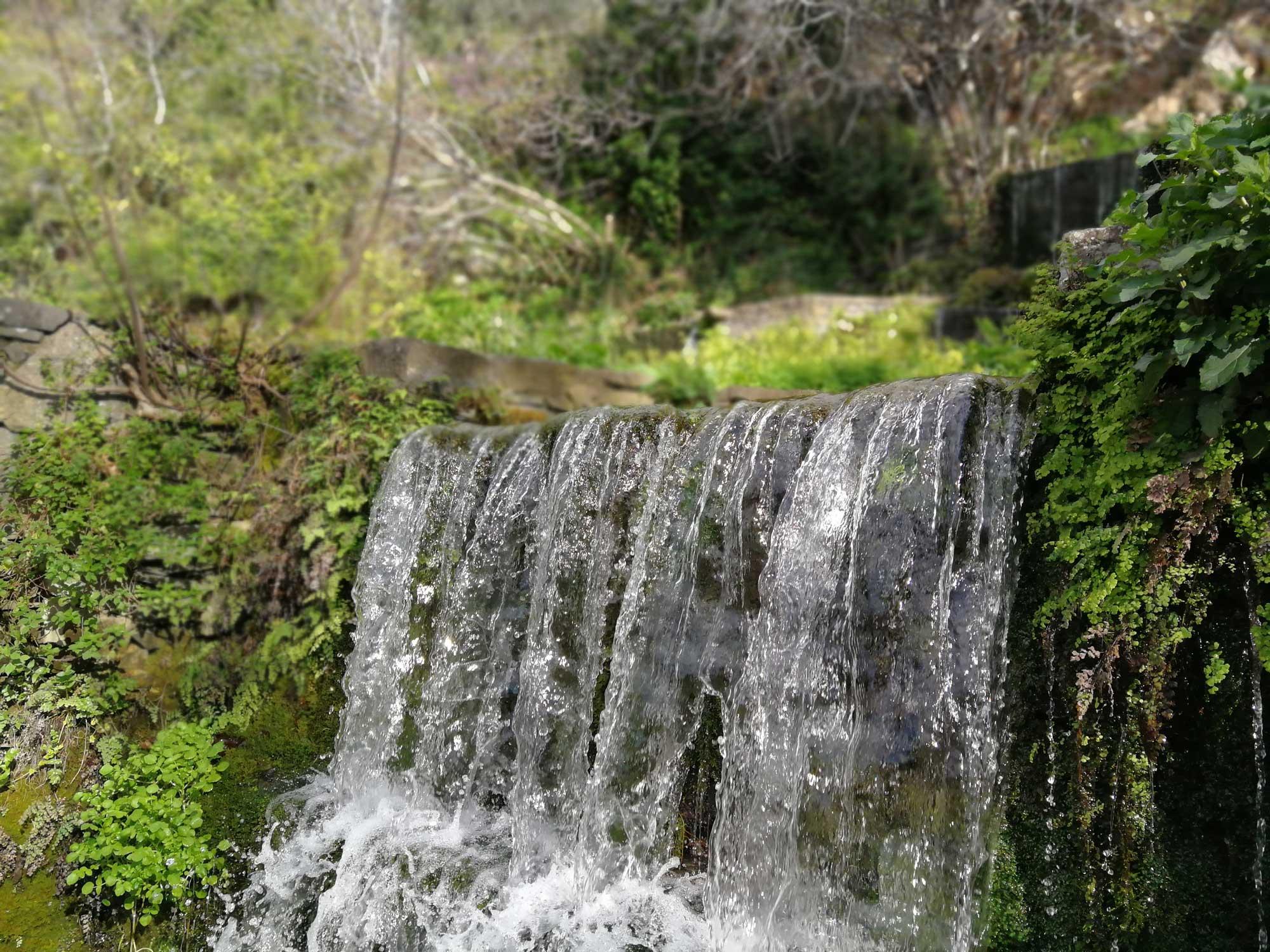 Argiroupoli springs