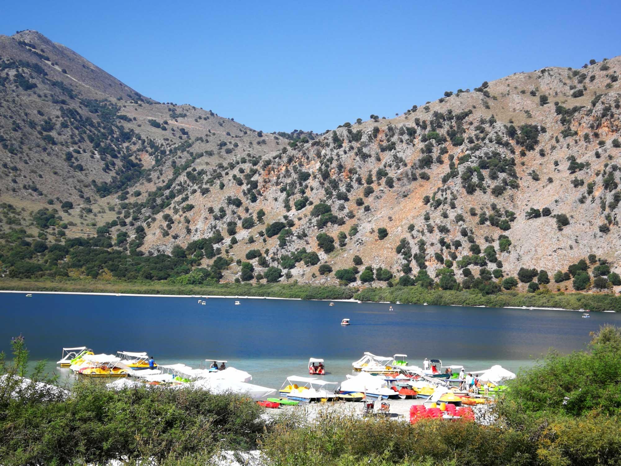 Lake Kournas