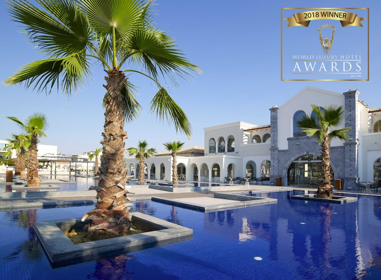 Anemos Luxury Grand Resort wins 3 awards at the World Luxury Hotel Awards 2018