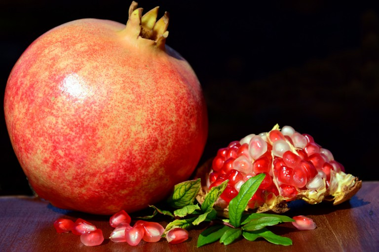 A Time for Pomegranates