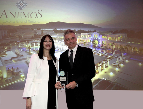 Anemos Luxury Grand Resort Is One Of The TOP GREEK RESORTS For 2019