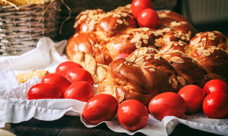 Greek Easter: holiest of holidays