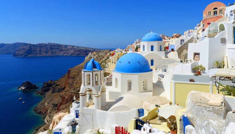 Visit Santorini in a day – from Rethymno!