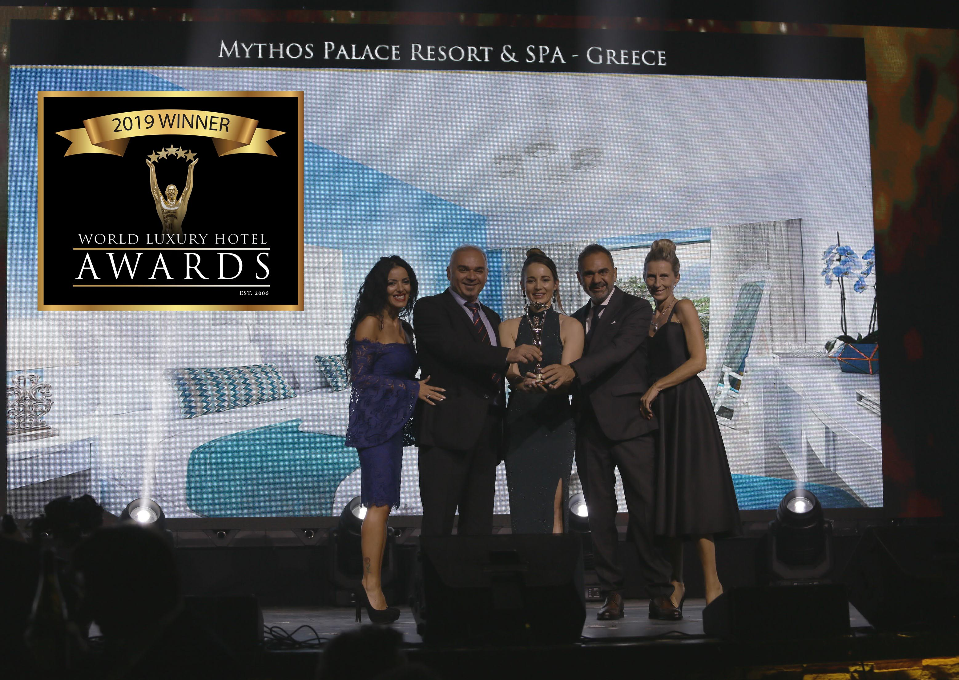 World Luxury Hotel Award Web