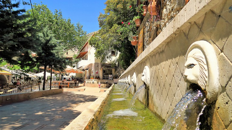 Rethymno adventures: Spili