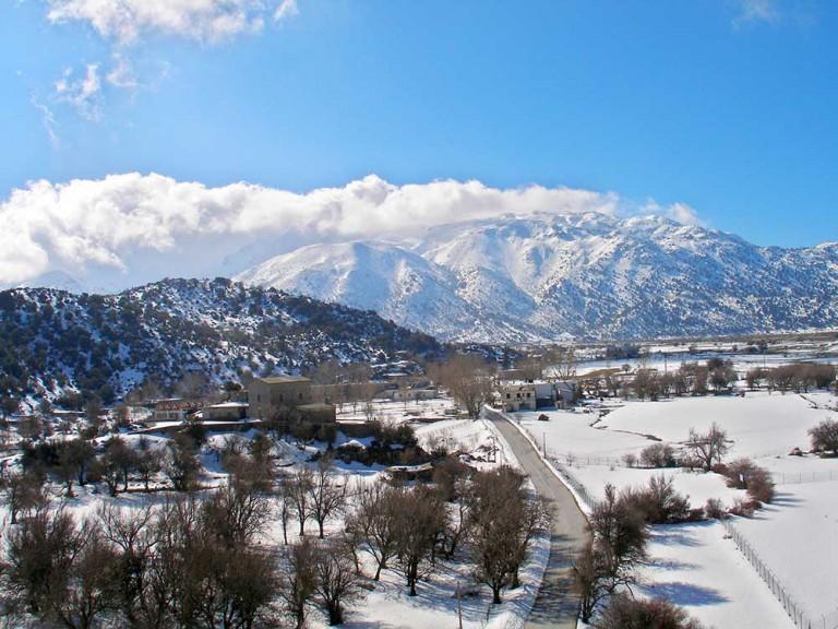 Crete: Europe's Most Surprising Ski Mountaineering Destination