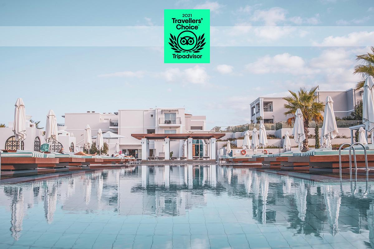 TripAdvisor Awards Anemos Luxury Grand Resort