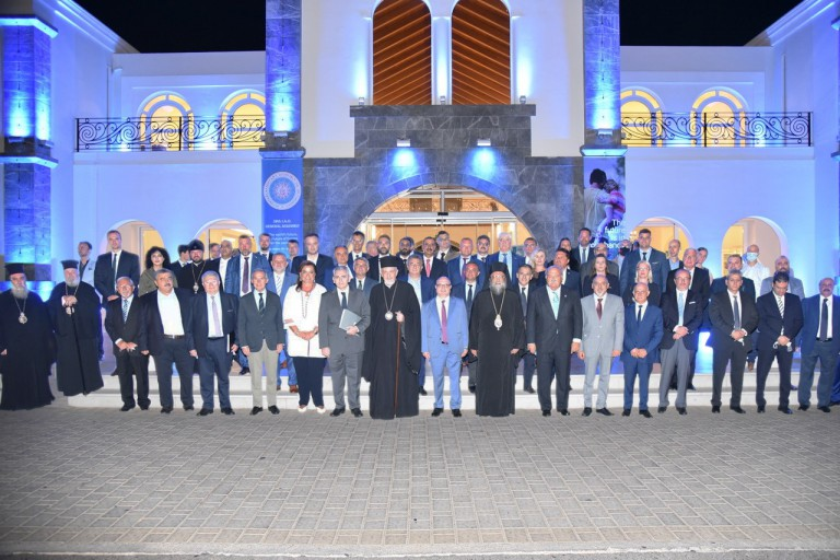 28th General Assembly of Interparliamentary Assembly on Orthodoxy (I.A.O.) at Anemos Luxury Grand Resort
