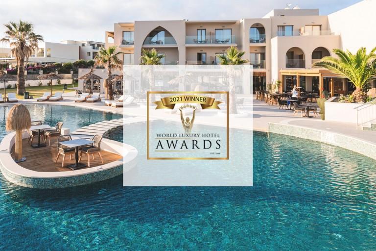 "PEPPER SEA CLUB WINS ""LUXURY ADULT BEACH RESORT"" GLOBAL AWARD  AT WORLD LUXURY AWARDS 2021"